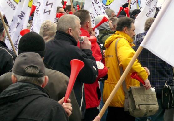 Zanosi się na strajk w Orlenie? - Zdjęcie główne