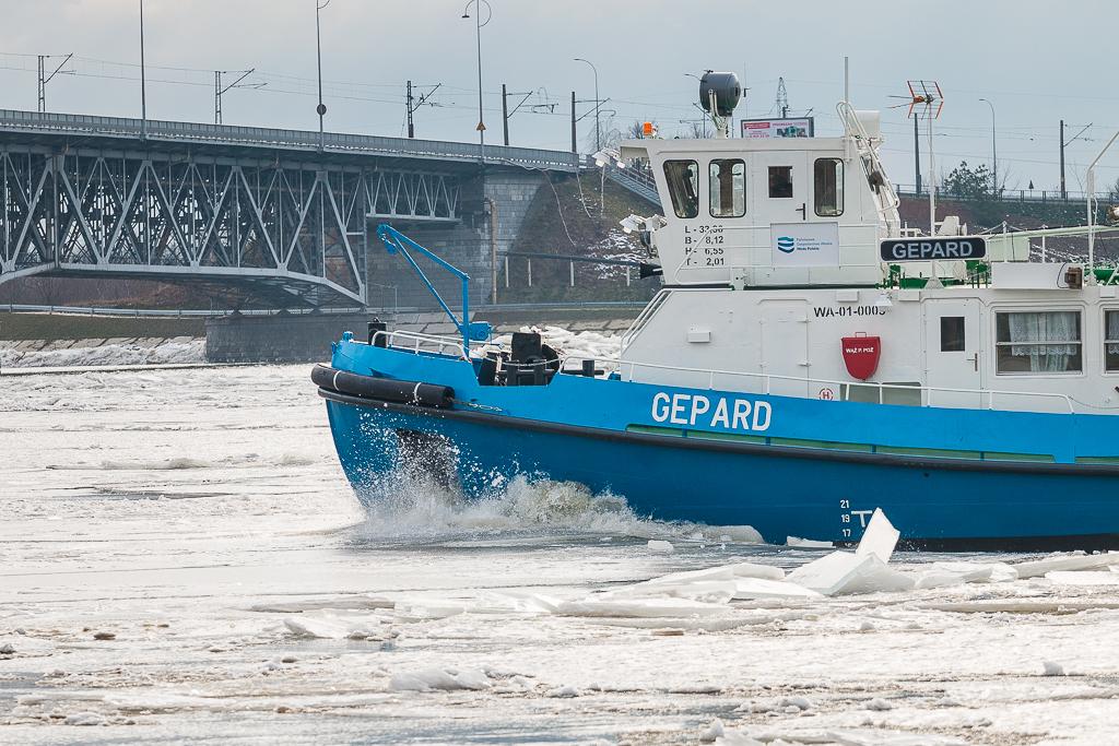 Akcja lodołamania wstrzymana ze względu na warunki pogodowe  - Zdjęcie główne