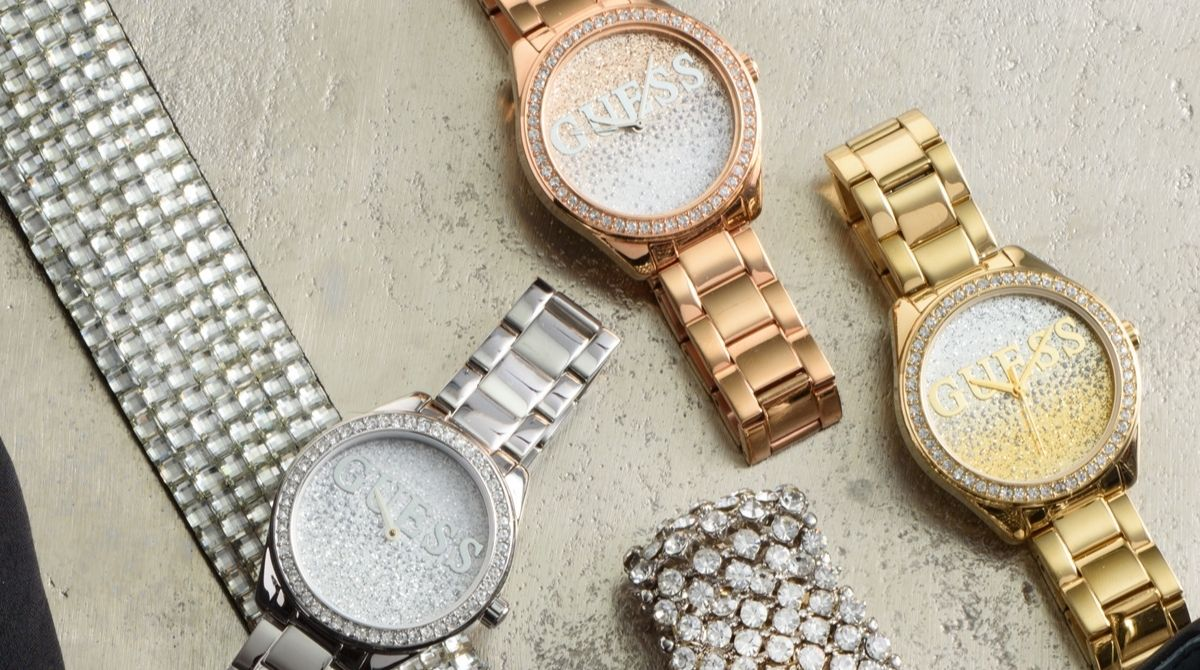 Zegarki Guess dla miłośników najnowszych trendów - Zdjęcie główne