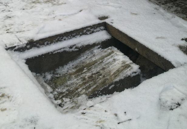 Zarwana studzienka pod samym ratuszem - Zdjęcie główne