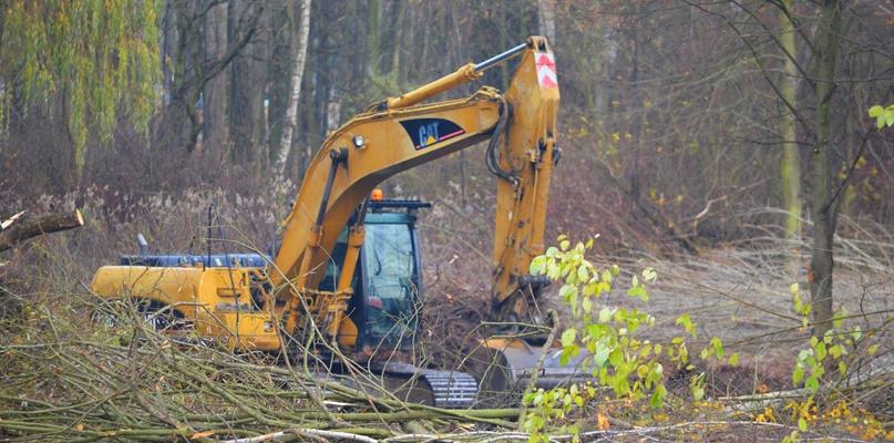 Na placu budowy odkopano niebezpieczne znalezisko - Zdjęcie główne