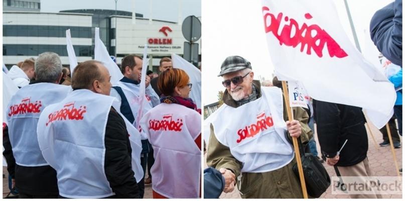 Nie ma porozumienia w sprawie podwyżek płac w Orlenie - Zdjęcie główne