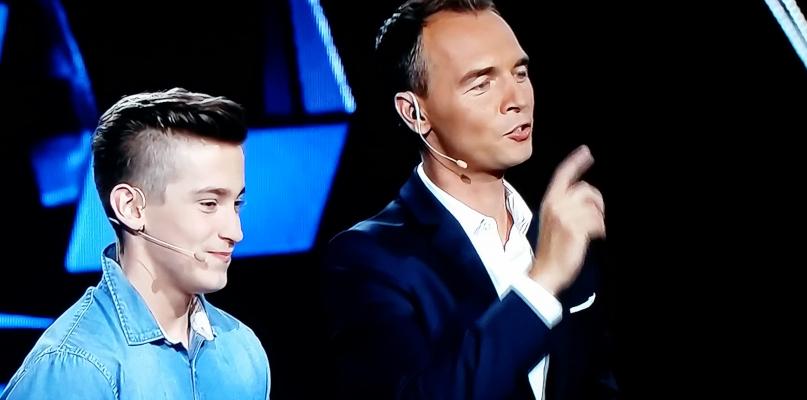 16-letni Michał dał czadu w Polsacie. Zmiótł konkurencję!  - Zdjęcie główne