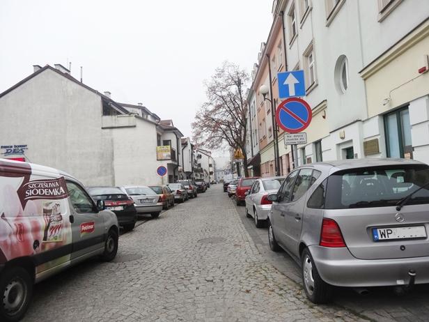 Nowe ulice jednokierunkowe w centrum - Zdjęcie główne