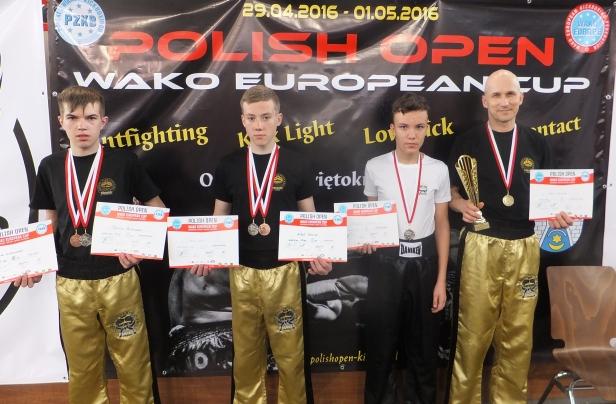 Sześć medali płocczan w pucharze Europy - Zdjęcie główne