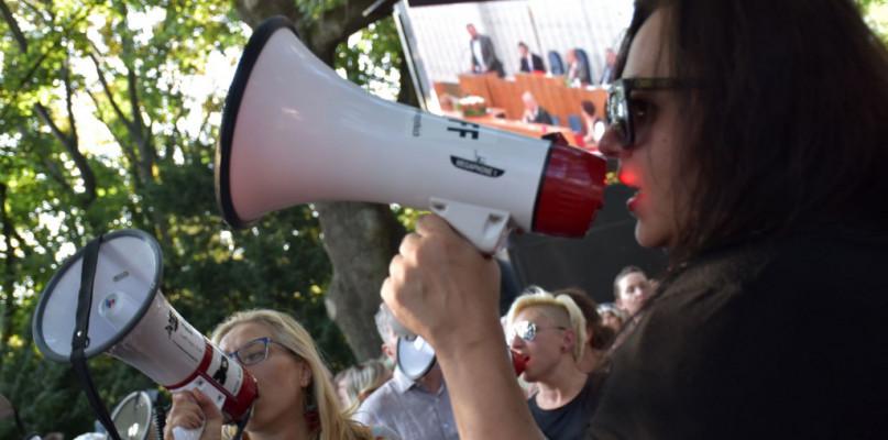 W sobotę nie tylko marsz i manifestacja? Kolejne zgłoszenia o zgromadzeniach - Zdjęcie główne