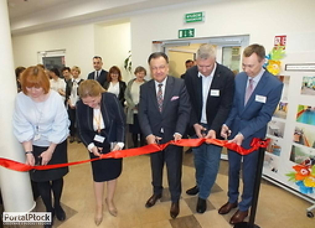 Otwarcie zmodernizowanego pawilonu w szpitalu w Gostyninie-Zalesiu - Zdjęcie główne