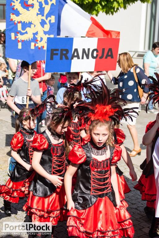 Wielka Parada Europejska ulicami Płocka - Zdjęcie główne