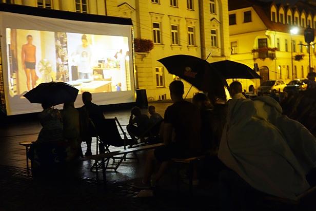 Kinomanów deszcz nie odstraszył [FOTO] - Zdjęcie główne