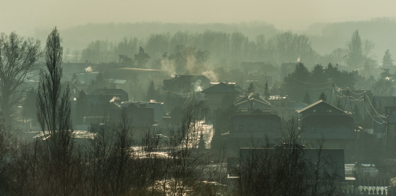 Podwyższone stężenie pyłów w powietrzu. Jest ostrzeżenie - Zdjęcie główne