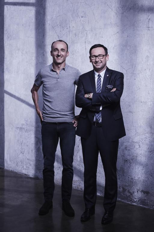 Robert Kubica i Orlen zostają w Formule 1 - Zdjęcie główne