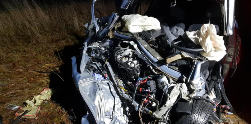 Śmiertelny wypadek. 19-latek zginął na miejscu  - Zdjęcie główne