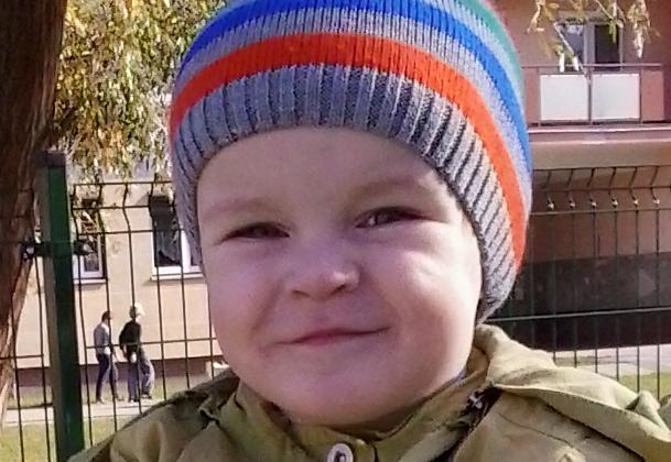 Trzyletni Wojtuś czeka na Wasze wsparcie - Zdjęcie główne