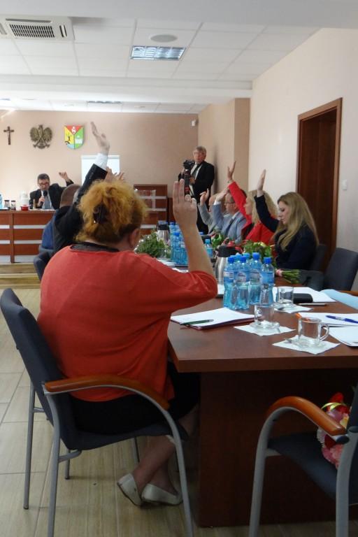 I sesja Rady Gminy Słupno - Zdjęcie główne