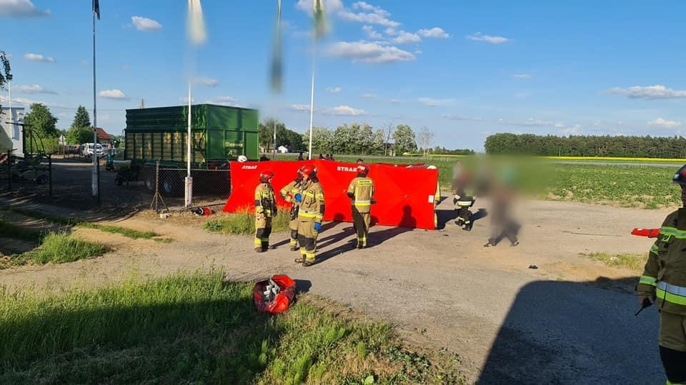 Mężczyzna, który zginął w wypadku w Dłużniewie, był policjantem  - Zdjęcie główne