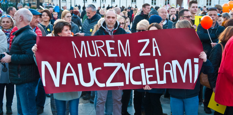 Protest włoski w szkołach. Od kiedy? - Zdjęcie główne
