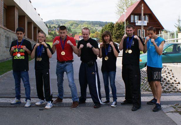 Medalobranie Sandy w Pucharze Polski - Zdjęcie główne