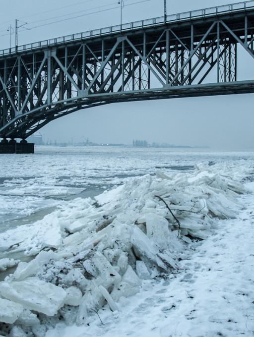 Stan wody w Wiśle się podnosi - Zdjęcie główne