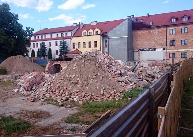 Ruszyła budowa sanktuarium [FOTO] - Zdjęcie główne