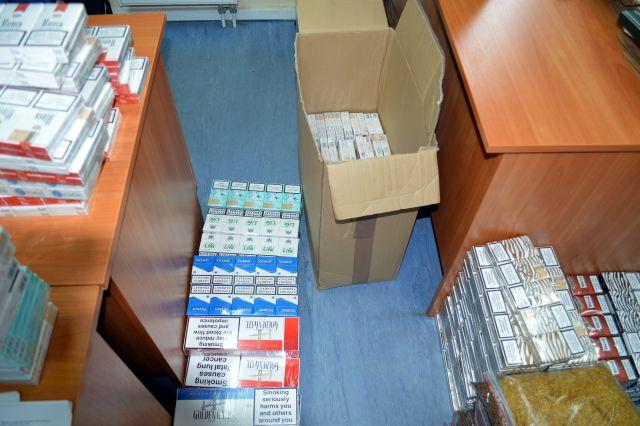 Podolszyce: złapany za nielegalny handel  - Zdjęcie główne