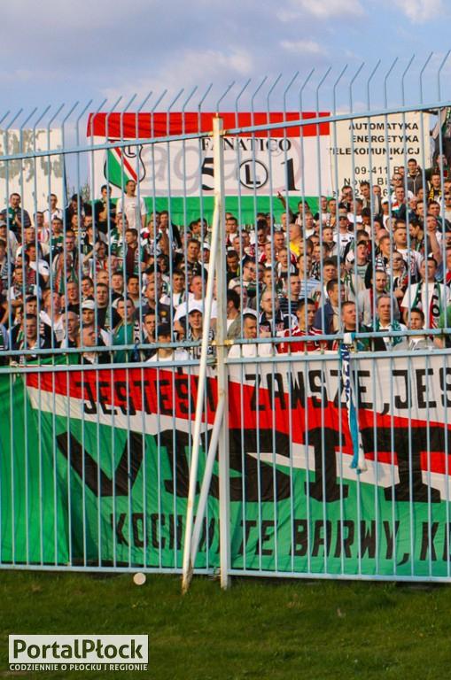 Wisła Płock - Legia Warszawa 9 lat temu - Zdjęcie główne