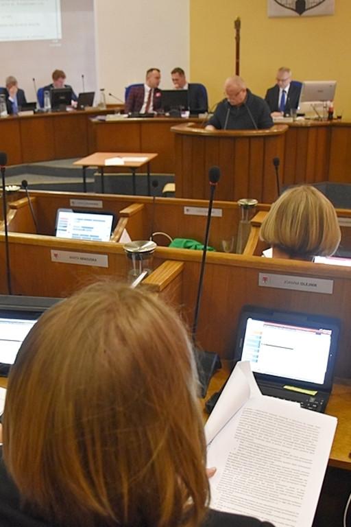 4. sesja Rady Miasta Płocka - Zdjęcie główne