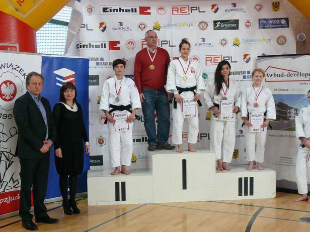 Olbrzymi sukces zawodniczki Judo Sensei - Zdjęcie główne