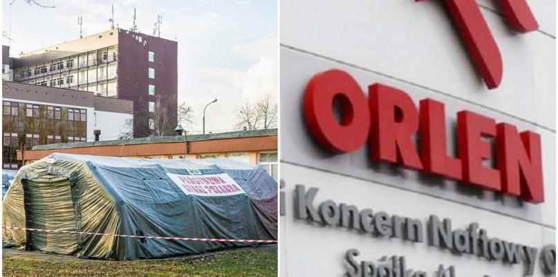 ORLEN przekazał 6 mln dla 11 szpitali. Wśród nich jest płocki  - Zdjęcie główne