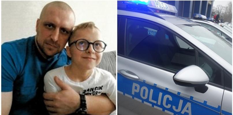 Płocki policjant, który stanął do walki z postępującą chorobą u syna i nowotworem - Zdjęcie główne