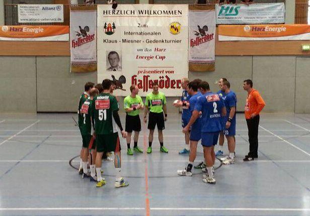 Wisła przegrała pierwszy mecz w Ilsburgu - Zdjęcie główne