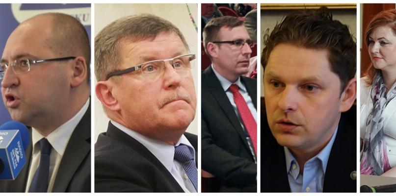 Kto chce zostać europosłem z list Prawa i Sprawiedliwości? Marek Opioła... - Zdjęcie główne