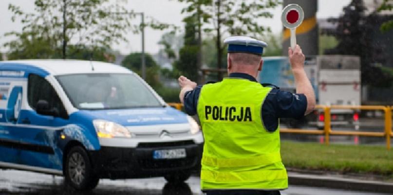 Płocka policja podsumowała weekend. Był spokojny, choć pracowity - Zdjęcie główne