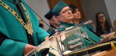 Rozpoczęcie nowego roku akademickiego w płockiej filii Politechniki Warszawskiej [FOTO] - Zdjęcie główne