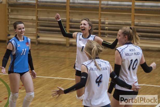 Międzynarodowe przetarcie kadetek Volleya - Zdjęcie główne