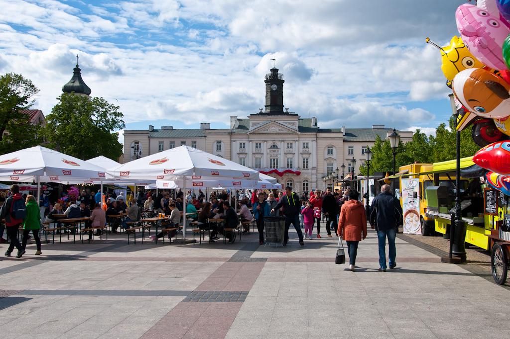 Festiwal jedzenia i picia na starówce - Zdjęcie główne