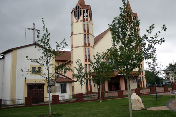 Zniknął kościół na Podolszycach [foto] - Zdjęcie główne