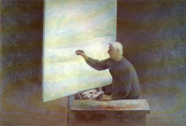 Uczył Wajdę i Polańskiego. Oto jego dzieła - Zdjęcie główne