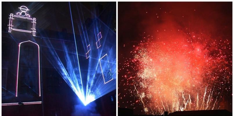 Sylwester na starówce z fajerwerkami czy pokazem laserowym? Już wszystko jasne - Zdjęcie główne
