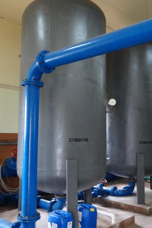 Wodociągi przebudują stację w Górach - Zdjęcie główne