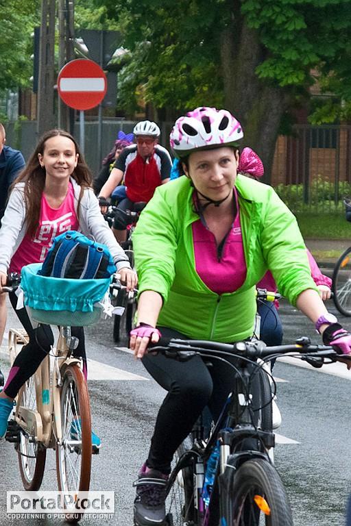 Rowerolucja na ulicach Płocka - Zdjęcie główne