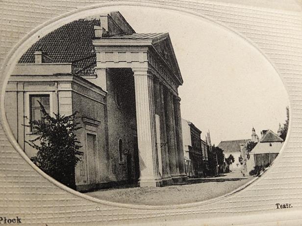 Chcą odbudować stary teatr z kluczy - Zdjęcie główne