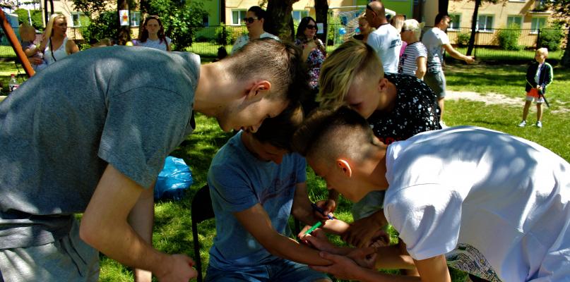 Piknik na Dzień Dziecka w wyjątkowym gronie [ZDJĘCIA] - Zdjęcie główne