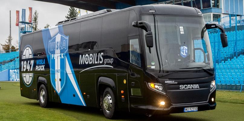 Nowy autobus będzie jeździł po Płocku i po kraju. Rzuca się w oczy, bo jest czarny! - Zdjęcie główne