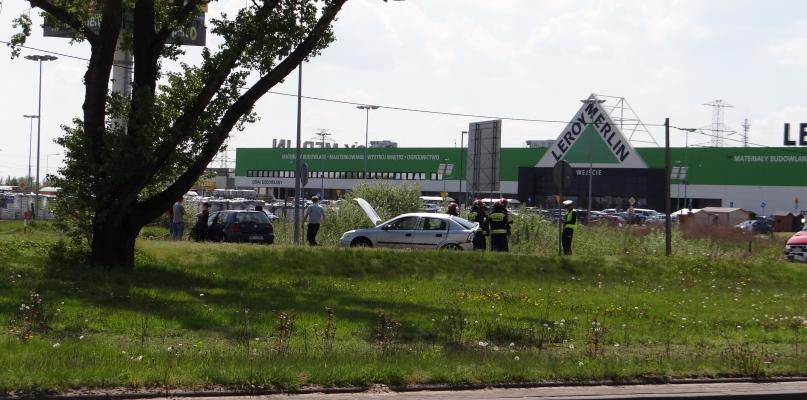 Kierowcy, uważajcie! Droga w stronę Podolszyc jest zablokowana - Zdjęcie główne