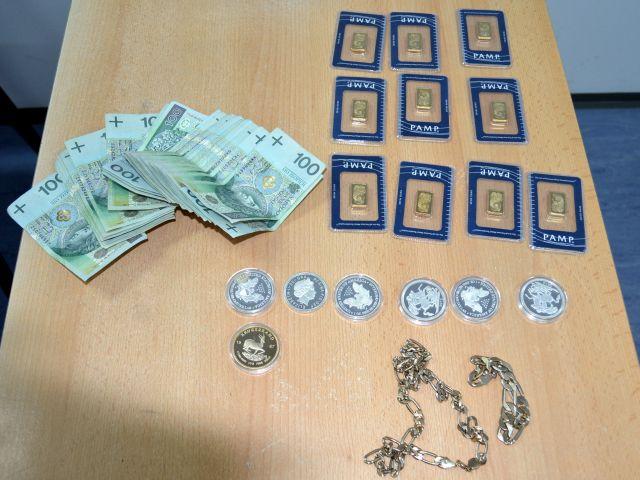 Sprzedawali fałszywe złoto w całej Polsce? - Zdjęcie główne