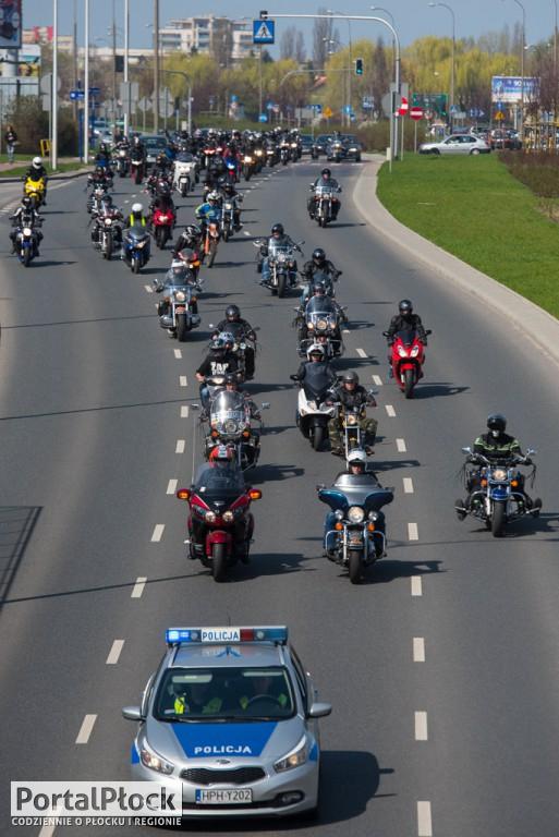 Sezon motocyklowy rozpoczęty - Zdjęcie główne