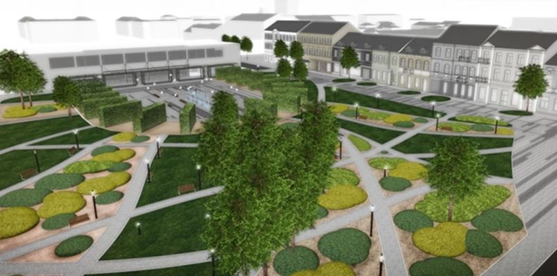Kolejny plac zostanie wyremontowany. To inwestycja za 12,5 mln zł - Zdjęcie główne