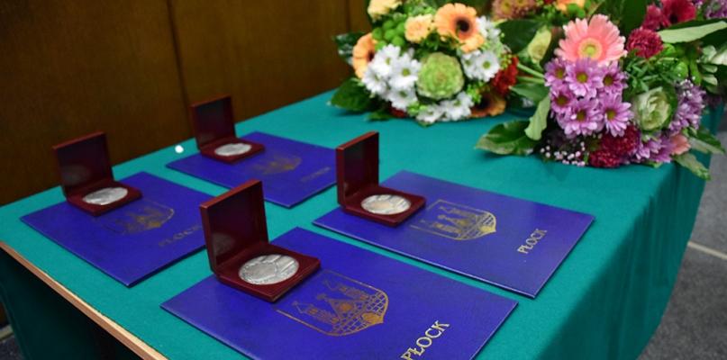 Zasłużeni dla Płocka. Cztery medale już wręczone [FOTO] - Zdjęcie główne