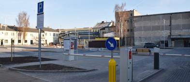 Tak prezentuje się nowy parking w centrum miasta [FOTO] - Zdjęcie główne