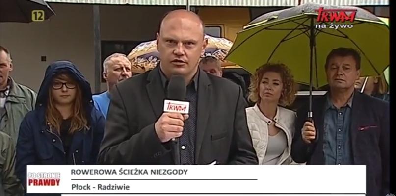 Radny do prezydenta: Już byliśmy w pewnej telewizji. Chcemy być w kolejnej? - Zdjęcie główne